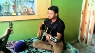 HASI BAN GAYE || GUITAR COVER || HAMARI ADHURI KAHAANI || AMI MISHRA