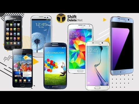 Dünden bugüne Galaxy S tarihi!