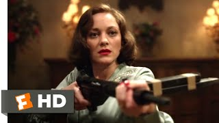 Allied (2016) - A Beautiful Diversion Scene (5/10) | Movieclips