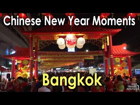 Chinese New Year Moments in Bangkok
