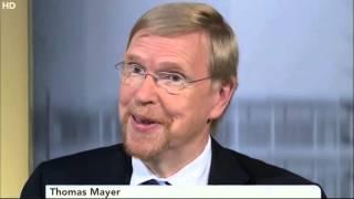 Thomas Mayer: Geldsystem-Kollaps droht - Folgen für Anleger