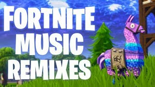 BEST FORTNITE Theme Music Remixes (BASS BOOSTED)