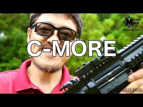 надпись c more