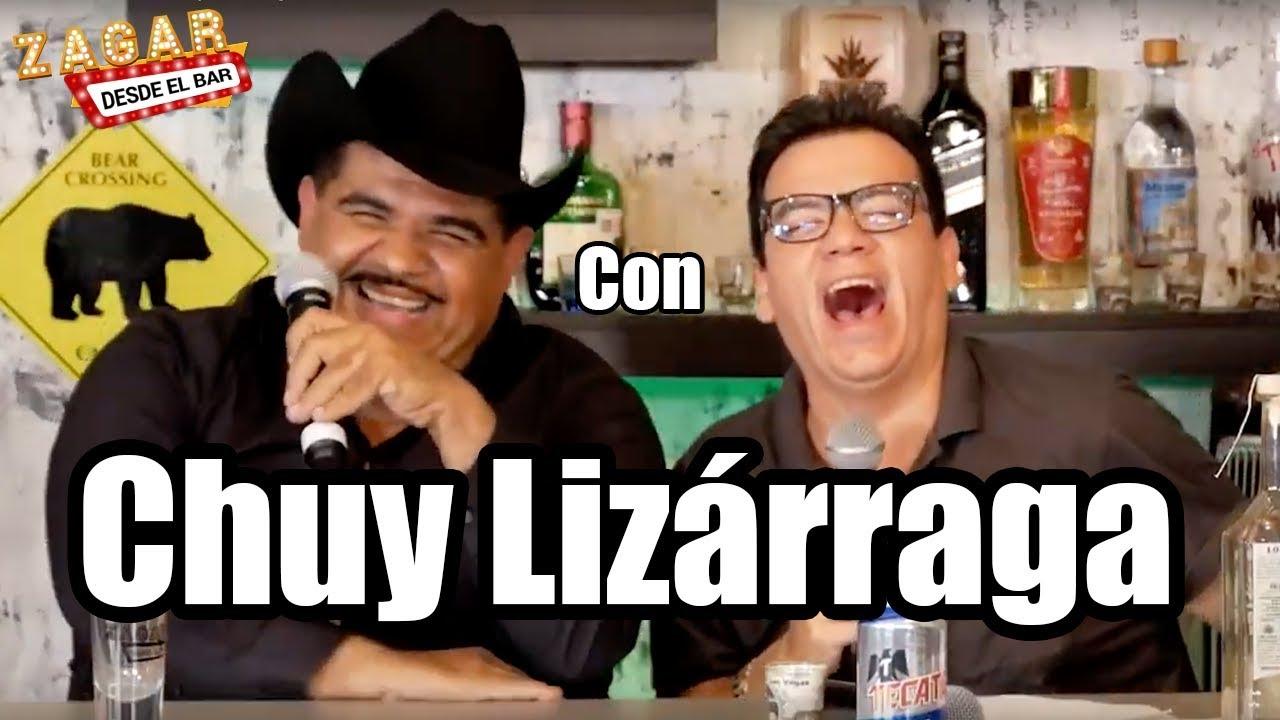 Zagar desde el Bar con Chuy Lizárraga - YouTube