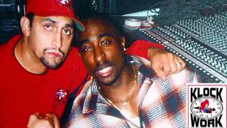 2pac - Komradz (Produced by Dj Cvince)