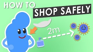 Covid-19 How to Shop Safely