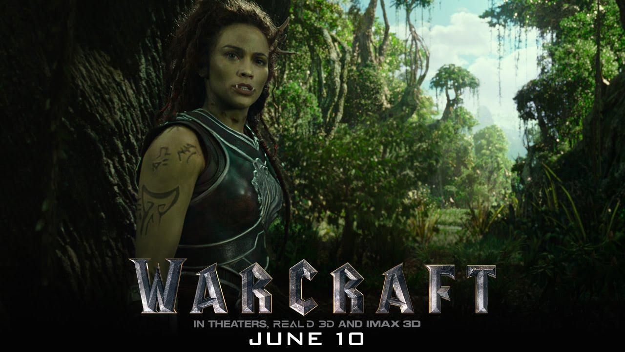 Warcraft Featurette Paula Patton Hd Youtube