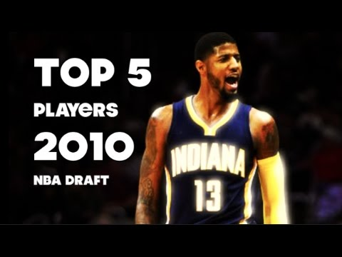 TOP 5 PLAYERS from the YOUNG 2010 NBA DRAFT! (Highlights)