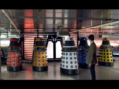 Doctor Who - Victory of the Daleks - The Paradigm Daleks