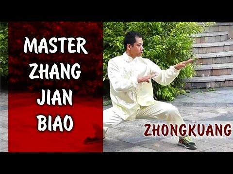 Taolu ZHONGKUANG. Fujian Baihe Quan (Minghe Quan). Performing by Zhang Jianbiao