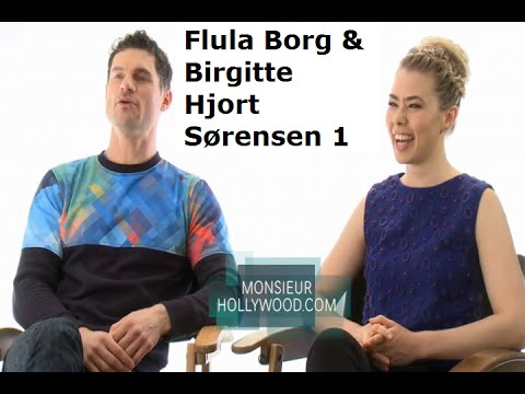 Flula Borg, Birgitte Hjort Sørensen, Game of Thrones,  exclusive, pitch perfect 2, P1