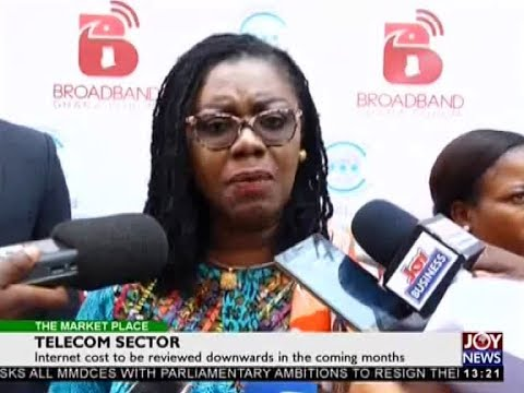 Telecom Sector - The Market Place on Joy News (30-11-17)