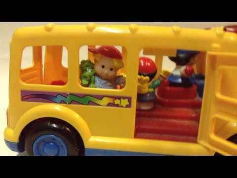 Little People School Bus