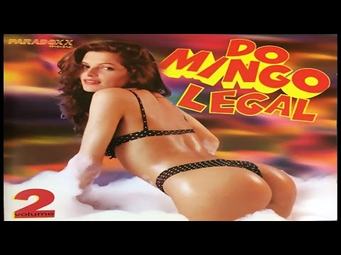 Domingo Legal Dance 2 [1997] - Paradoxx Music [CD/Compilation]