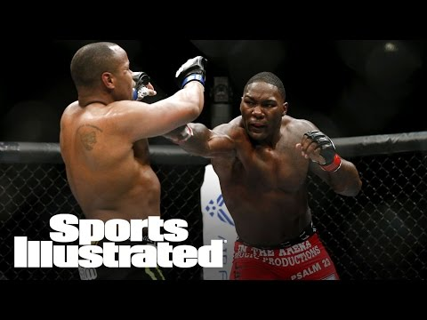 UFC 210 Daniel Cormier & Anthony Rumble Johnson, Mets Noah Syndergaard | SI NOW | Sports Illustrated