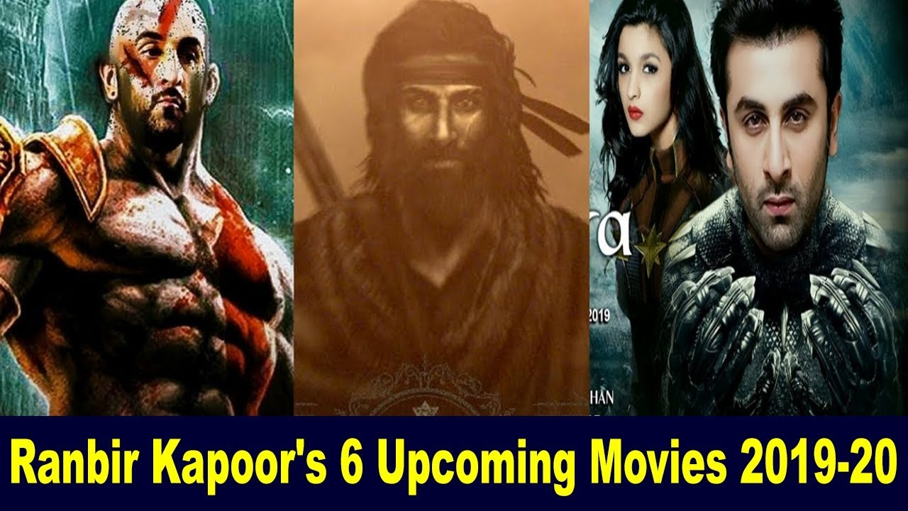 Ranbir Kapoor's 6 Upcoming BIG BUDGET Bollywood Movies ...
