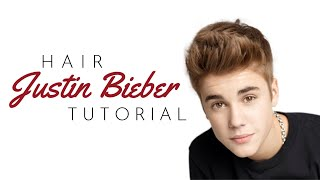 Justin Bieber - Men's Haircut Tutorial - TheSalonGuy