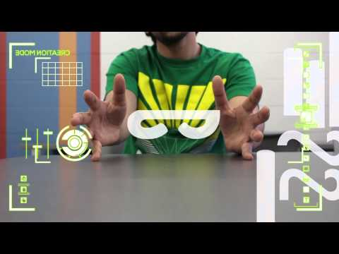 Augmented Reality Tutorial / How to make yourself with augmented reality!! / No Programming