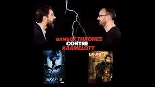 """Game of thrones"" vs ""Kaamelott"" : le face à face"
