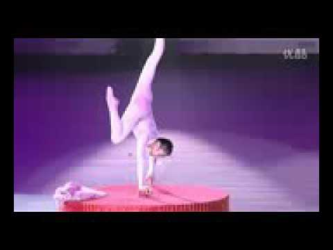 Chinese Circus   Amazing Contortionist Performance