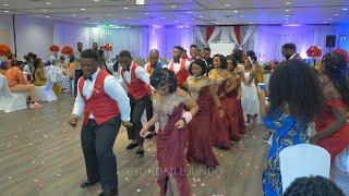 Nyboma - Doublé doublé Congolese Wedding Dance