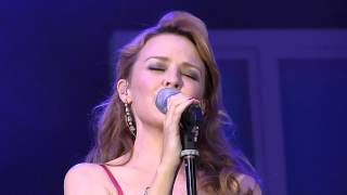 "Kylie Minogue ""Flower"" Live at Hyde Park London in Proms in the Park 08.09.12 HD"
