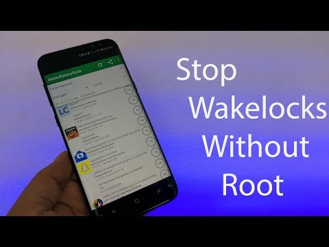How to Stop Wakelocks from Any Android App Without Root