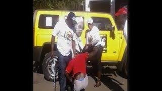 Zanu-PF supporters attack opposition activist with sjamboks