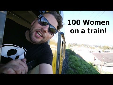 The Cape Winelands CRAZY TRAIN | Celebrating Woman in Tourism