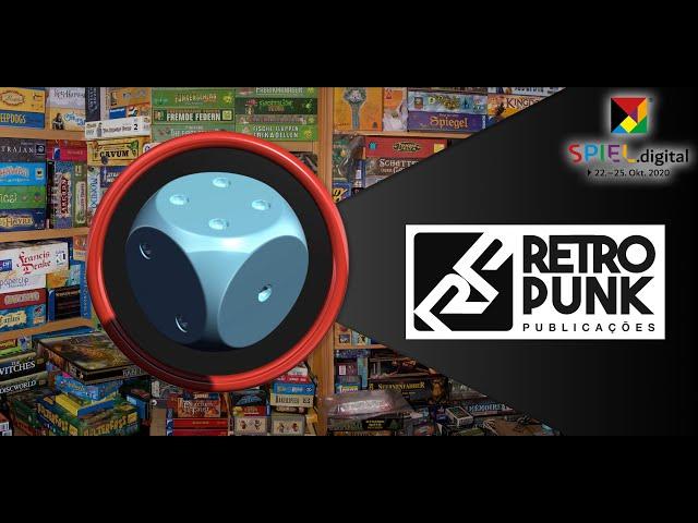 Bem-Vindos a SPIEL.digital - Retropunk