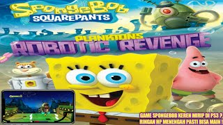 Cara Download Game SpongeBob SquarePants Plankton