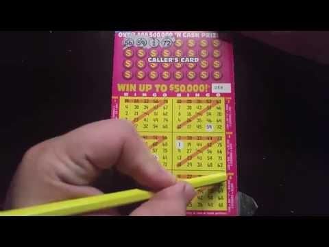 Wild 7's Bingo 5/28/16