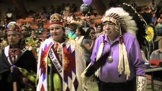 Siksika Pow Wow New Royalty Ceremony & Honor Dance/Song
