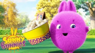 Cartoons for Children  SUNNY BUNNIES - MOVIE TIME  Funny Cartoons For Children