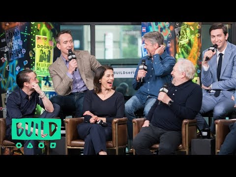"Cast & Creator Speak On HBO's ""Succession"""
