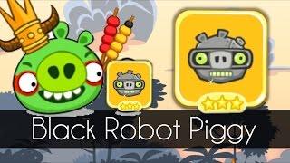 Bad Piggies - 3 STARS ROBOT PIGGY (Hidden Loot Crates)