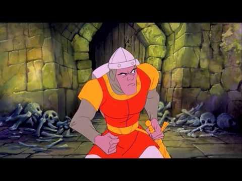 Let's Play One Shots: Dragon's Lair: A.K.A. Death's Lair