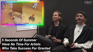 Download 5 Seconds Of Summer Have No Time For Artists Who Take Success For Granted Mp3 and Videos