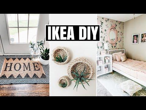 IKEA DIY Hacks - 2020 Affordable Home Decor