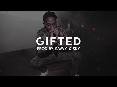 """[FREE] Travis Scott Type Beat 2017 - """"Gifted"""" (Prod. By Savvy x TheSkyBeats)"""