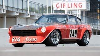 #212. Старые автомобили - Datsun 240Z