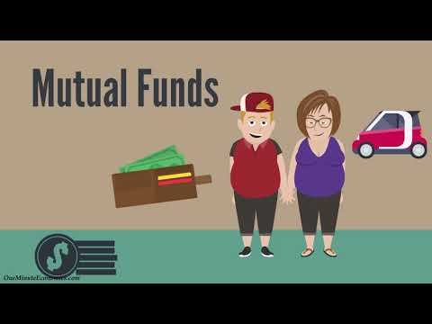 Hedge Funds, Mutual Funds and Exchange-Traded Funds (ETFs) Explained & Compared in One Minute