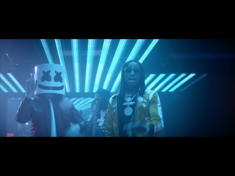 Migos & Marshmello  Danger from Bright: The Album Music Video
