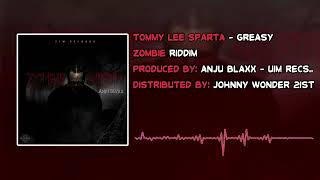 TOMMMY LEE - GREASY (Zombie Riddim) Preview 2017