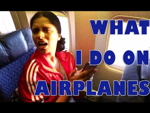 Thumbnail: What I Do On Airplanes
