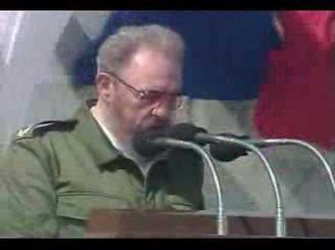Fidel Castro: Que es Revolucion