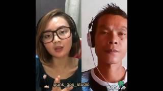 Gelandangan Smule sing karaoke Wika Ipunk