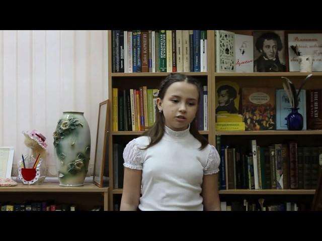 Изображение предпросмотра прочтения – ВалентинаГромова читает произведение «Бородино» М.Ю.Лермонтова