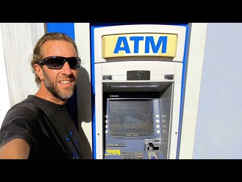 Major Travel Scam At ATM Machines In Europe!