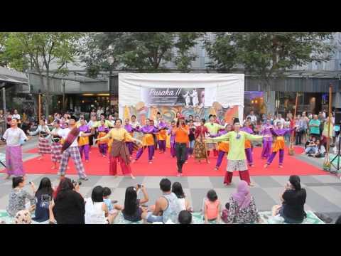 Joget Lambak (Mak Inang Pulau Kampai, Joget Serampang 12) @ Pusaka II | Azpirasi Dance Group